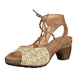 Think! Sandaletten braun-kombi