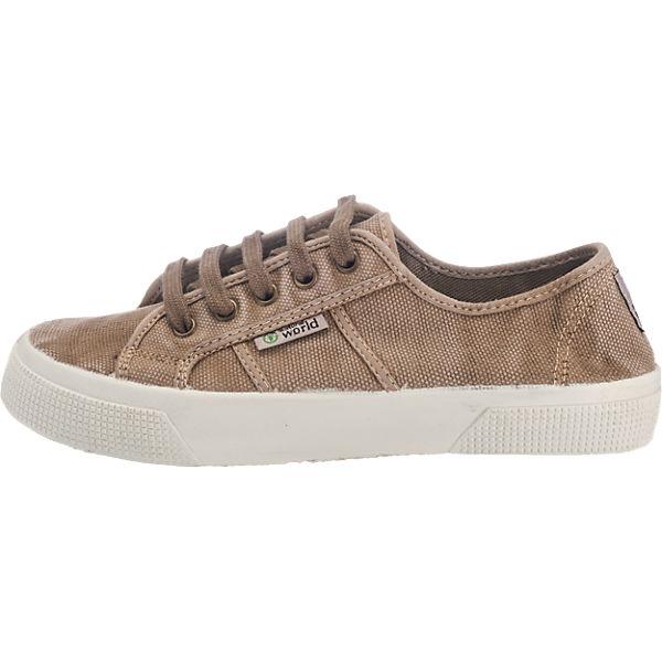 Basquet Enzimatico Sneakers cognac