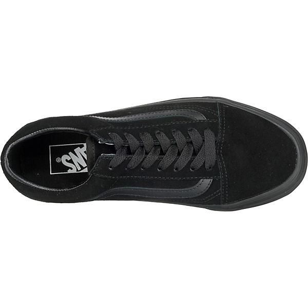 VANS UA Old Skool Sneakers Low schwarz