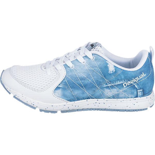 Desigual X-Lite 2.0 Sneakers blau-kombi