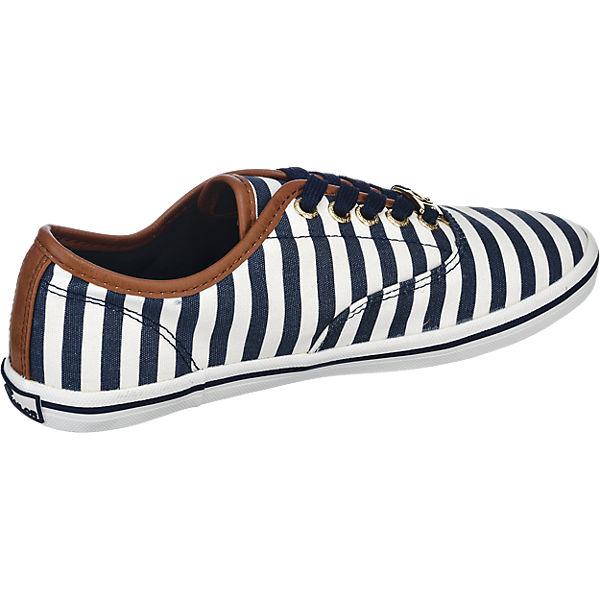 TOM TAILOR Sneakers dunkelblau