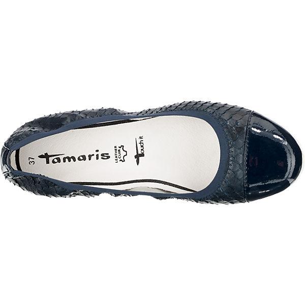 Tamaris Alena Ballerinas dunkelblau