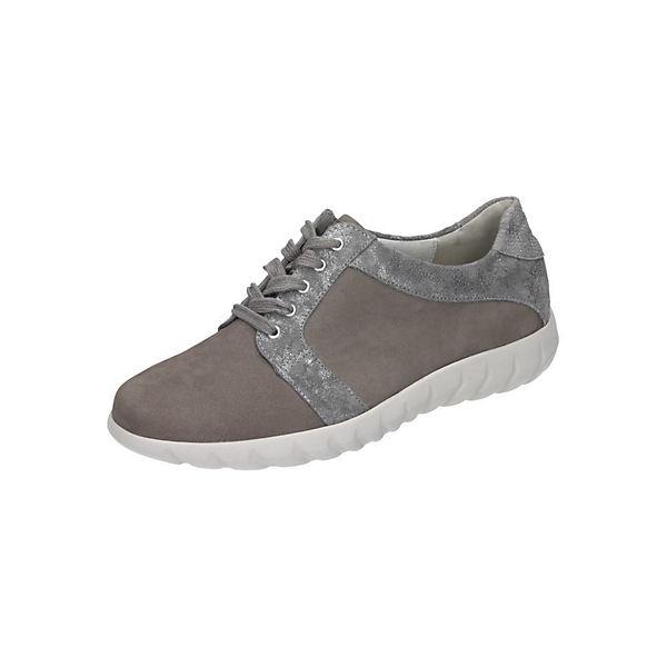WALDLÄUFER Sneakers grau-kombi