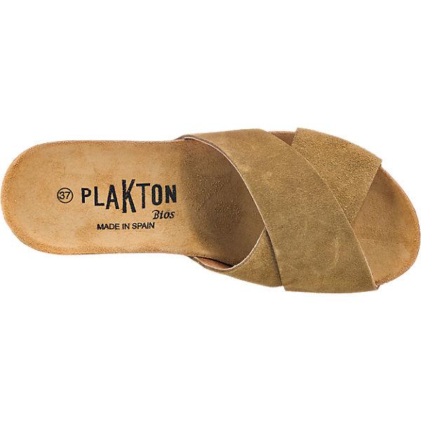 Plakton Sandalen khaki