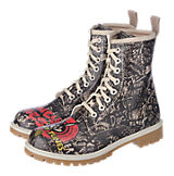 Dogo Shoes Looney Tunes Doodle Stiefeletten