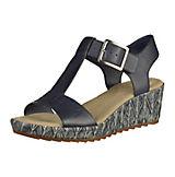 Clarks Sandaletten blau
