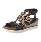 MJUS Sandaletten schwarz Modell 1