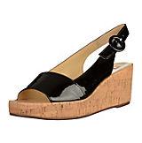 högl Sandaletten schwarz