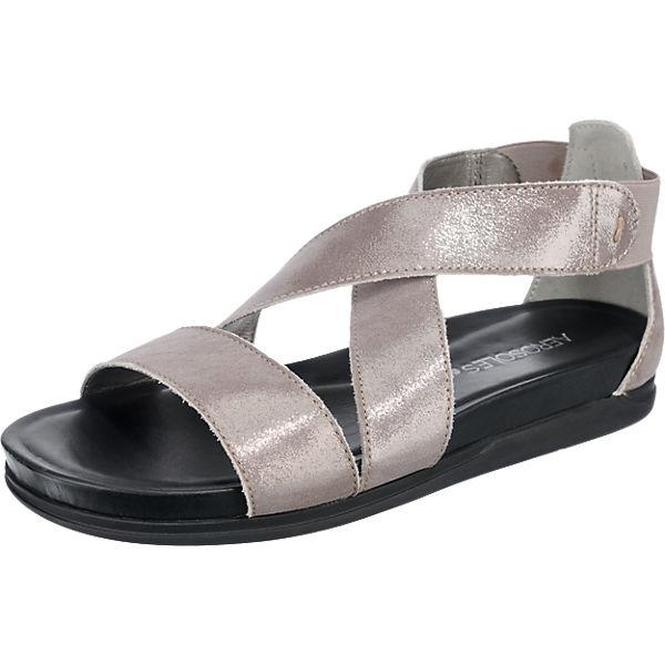 Aerosoles Sandaletten silber