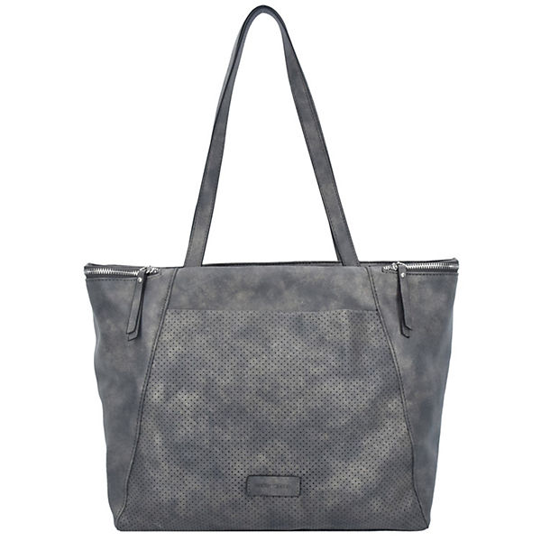Cold Start Shopper Tasche 44 cm grau