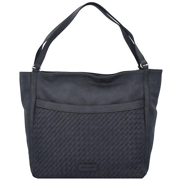 Jazzed Up Shopper Tasche 46 cm schwarz