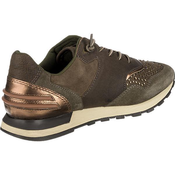 bugatti Sneakers dunkelgrün