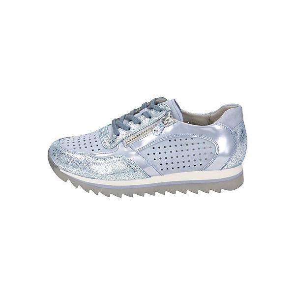 Gabor Sneakers blau-kombi