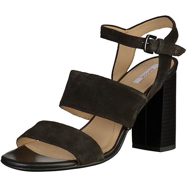 GEOX Sandaletten schwarz