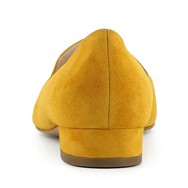 Evita Shoes Slipper dunkelgelb