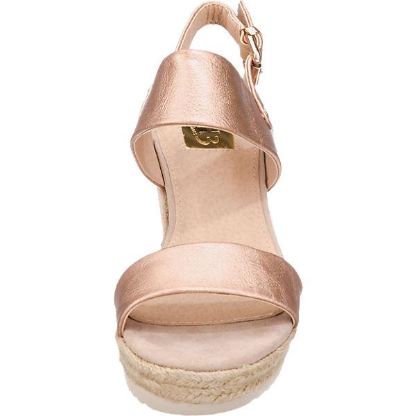 SPM Favara Sandaletten rosa