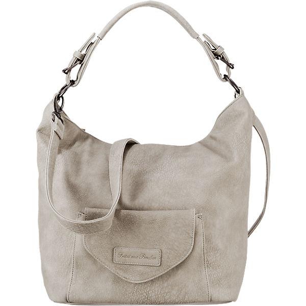 Fritzi aus Preußen Edina Handtasche beige