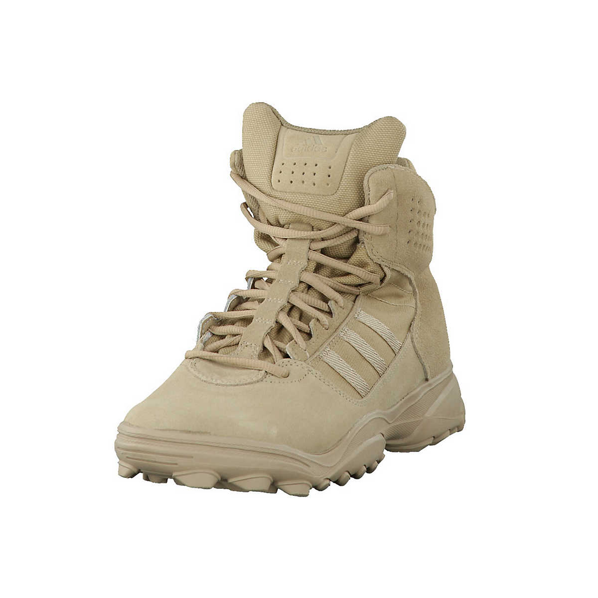 adidas Sportschuhe hellbraun - adidas - Stiefeletten - Schuhe - mirapodo.de