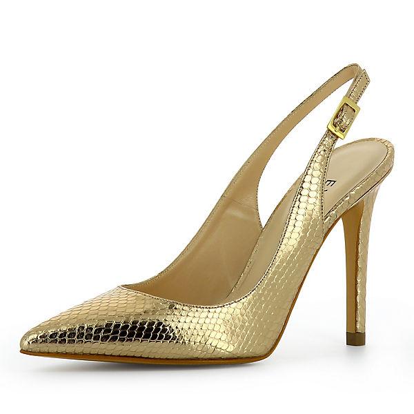 Evita Shoes Pumps gold