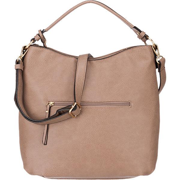 PICARD Be Nice Handtasche dunkelgrau