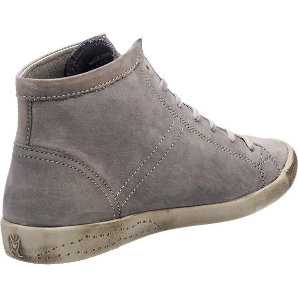 softinos Isleen Sneakers grau