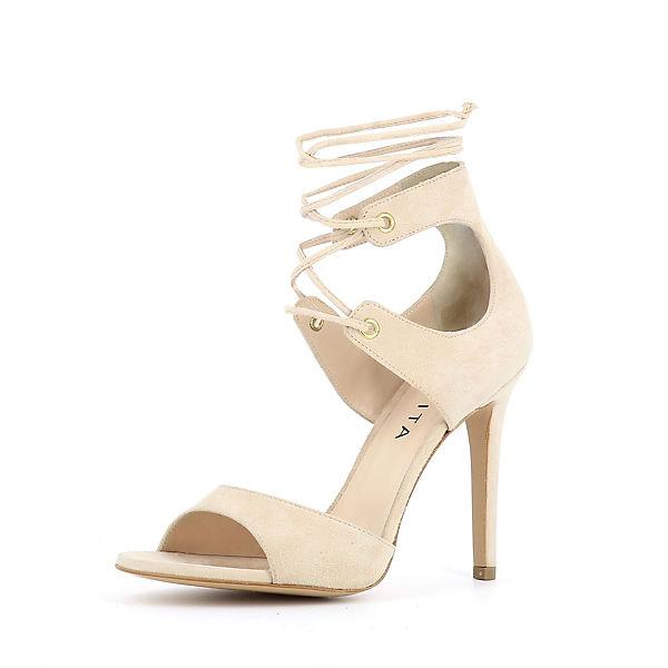 Evita Shoes Sandaletten creme