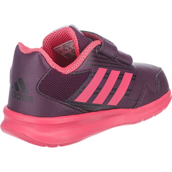 Mädchen CF Performance adidas bordeaux AltaRun Sneakers Baby I für PIq0na0wHc