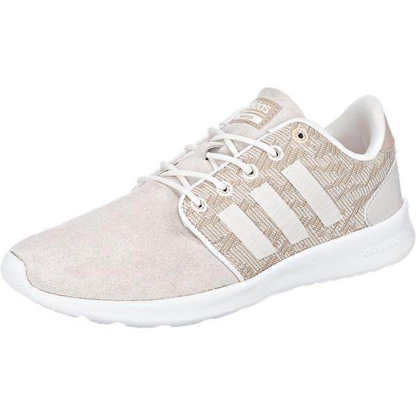 adidas NEO Cf Qt Racer Sneakers beige