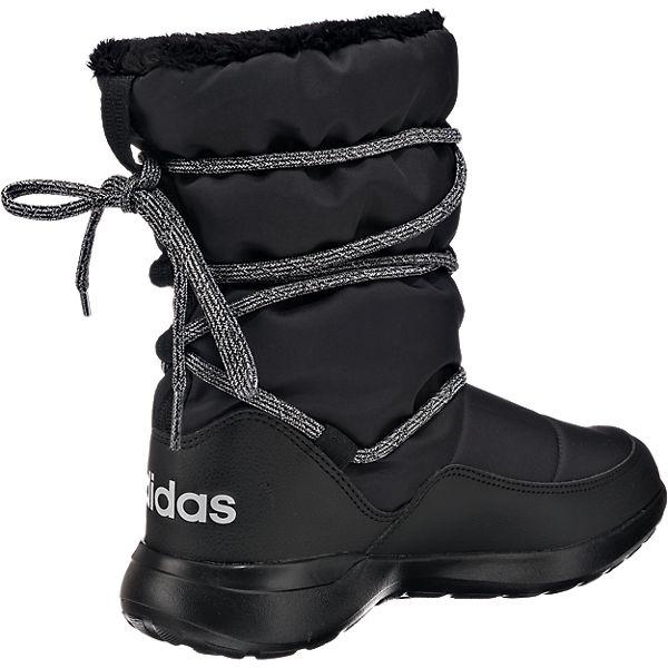 adidas NEO Cf Racer Stiefel schwarz