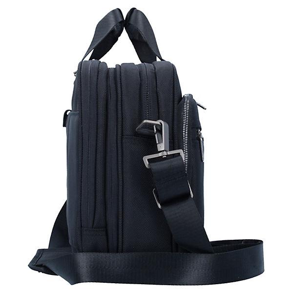 Power Pack Business Aktentasche 40 cm Laptopfach schwarz