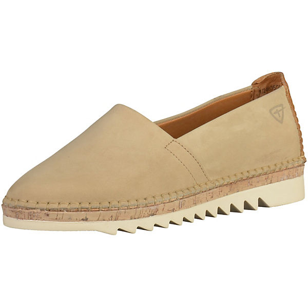 Tamaris Slipper beige