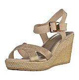 MARCO TOZZI Sandaletten beige