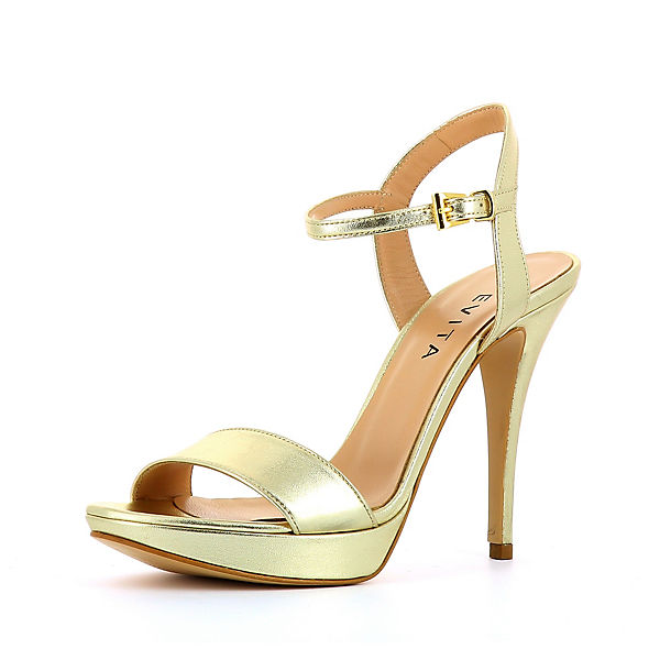 Evita Shoes Sandaletten gold