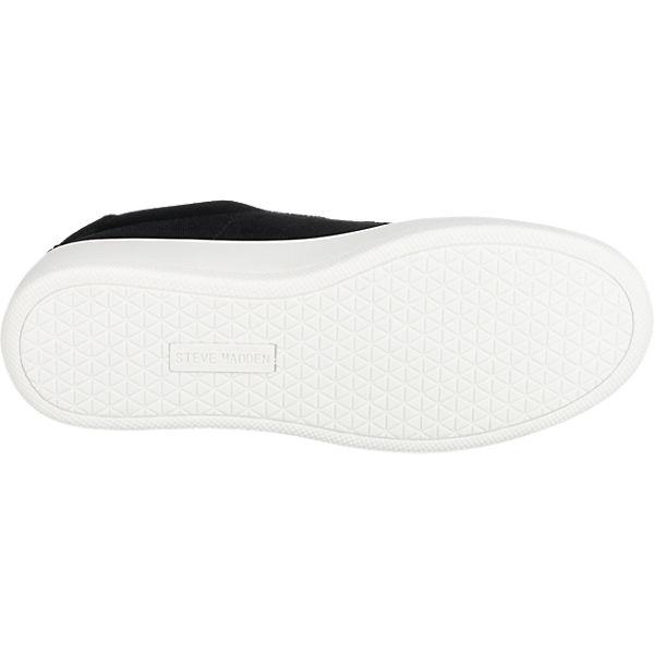 STEVE MADDEN Bertie Sneakers schwarz