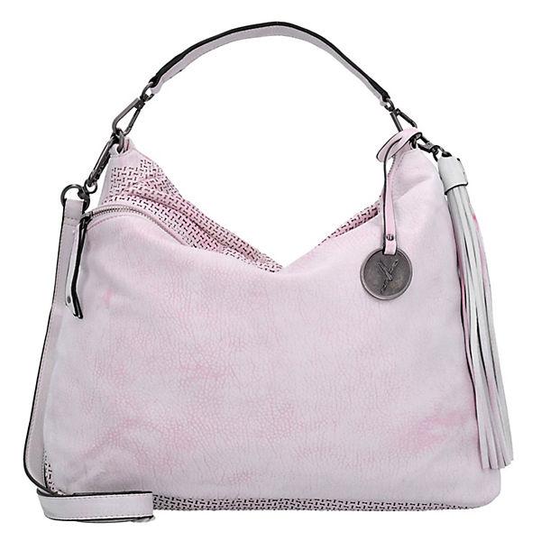 Roxy Schultertasche 40 cm rosa