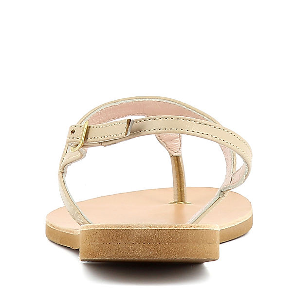 Evita Shoes Sandalen beige