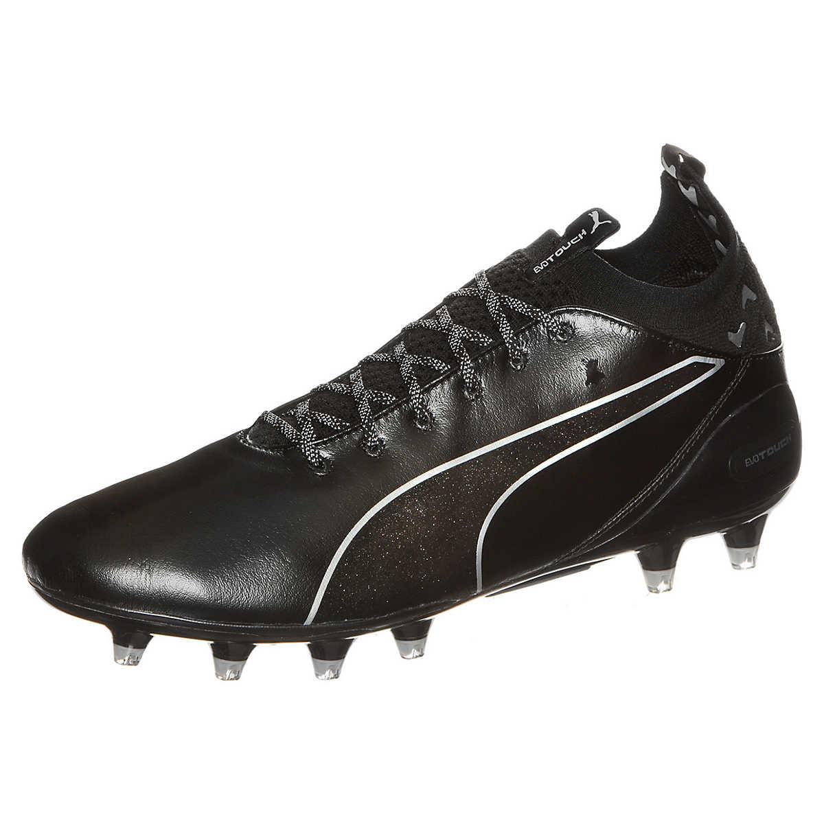 Puma evoTOUCH Pro FG FuÃ?Â?ballschuhe schwarz - PUMA - Sportschuhe - Schuhe - mirapodo.de