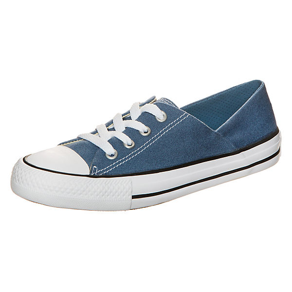 Converse Chuck Taylor All Star Coral OX Sneakers blau
