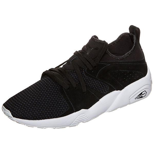 Puma Blaze of Glory Soft Tech Sneakers schwarz