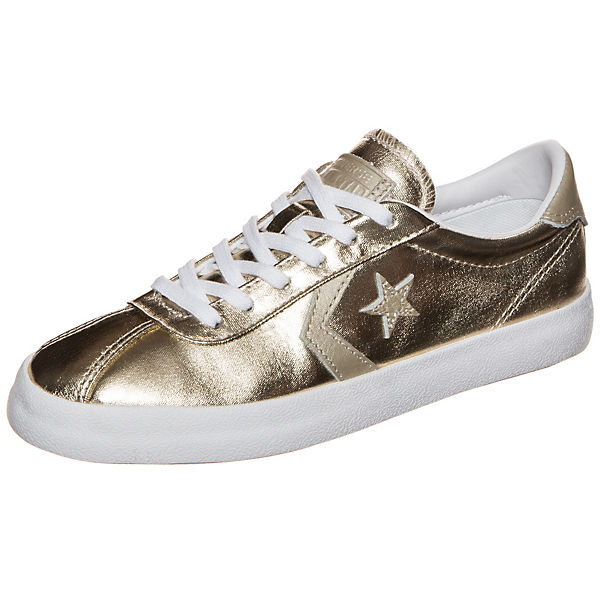 Converse Cons Breakpoint Metallic OX Sneakers gold