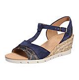 Gabor Sandaletten blau