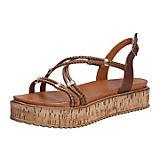 INUOVO Sandaletten braun
