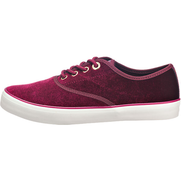 s.Oliver Sneakers bordeaux