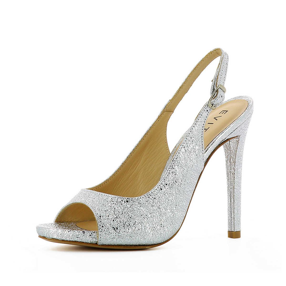 Evita Shoes Pumps silber - Evita Shoes - Pumps - Schuhe - mirapodo.de