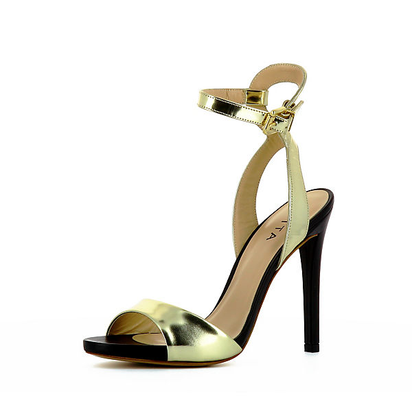 Evita Shoes Sandaletten gold