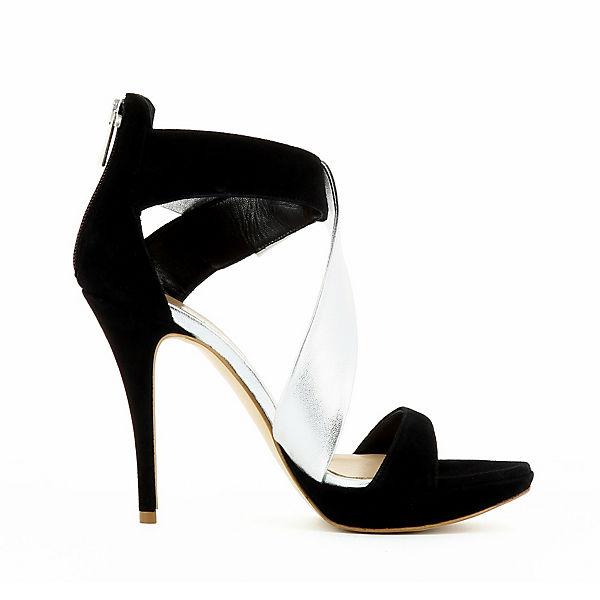 Evita Shoes Sandaletten schwarz-kombi