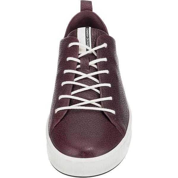ecco Soft 8 Ladies Sneakers rot