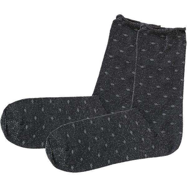 it 3er Mädchen schwarz für Pack name Socken UZn7vTT