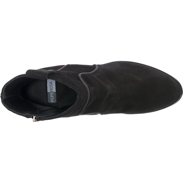 Peperosa Stiefeletten schwarz