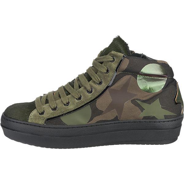 Peperosa Sneakers grün